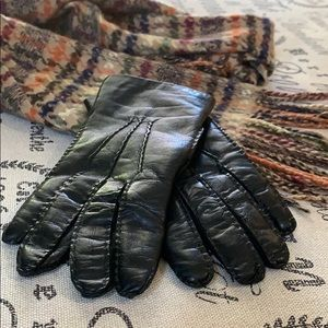 Accessories - Italian Leather Gloves